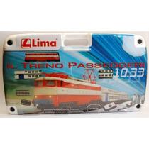 Set De Tren Il Treno Pasaggeri Lima Ho