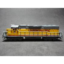Llm - Union Pacific.- Locomotora Gm Gp-40 - Bachmann - N