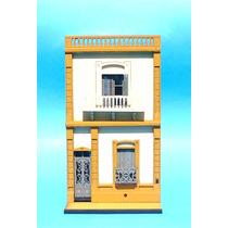 Serie Hogares Argentinos - Casa Chica De 2 Plantas - H0