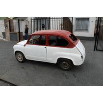 Fiat 600 R 1974 Sin Documentación Leer Bien 3000 Pesos