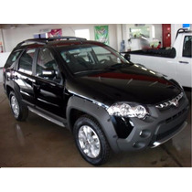 Plan Fiat Weekend Adventure 1.6 Vendo/permuto X Auto