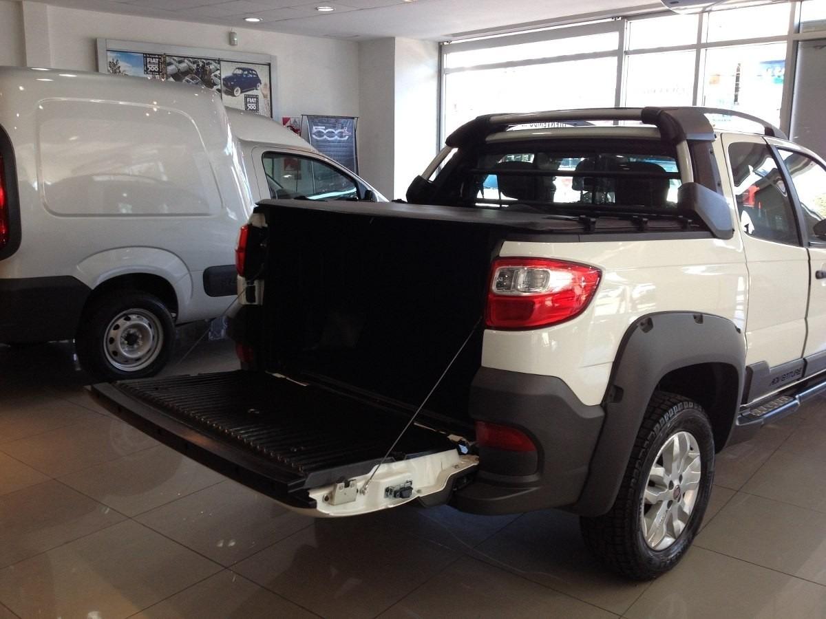 Camionetas fiat doble 2015 autos post - Fiat strada doble cabina ...
