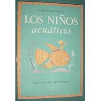 Libro Cuento Infantil Niños Acuaticos Kingsley Ilustr Caputi