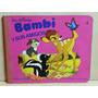 Antigüo Cuento Bambi Y Sus Amigos. Atlantida. 1977