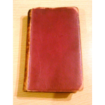 Libro Antiguo Ouvres Moliere En Frances 1893 Petit Guillaume