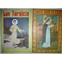 Santa Rosa Y Tarcisio 2 Libros Vidas Santos Catolicos