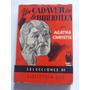 Agatha Christie Un Cadaver En La Biblioteca Ed. Molino