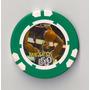 Ficha Casino Chip Metro De Moscu Rusia Michael Jordan