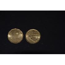 Monedas 50 Pesos Mundial 1978 (cuatro Monedas)