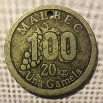 Ficha Lavaque 1889. Malbec 100, 20 Kg Una Gámela.