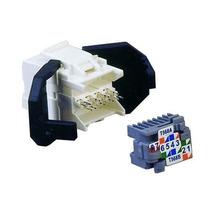 Conector Rj45 Hembra 3m One Click - Autocrimpeable X 50 Unid