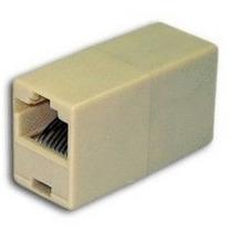 Cupla Union Ficha Rj45 Hembra Hembra P/ Cable Utp Cat5e Tool