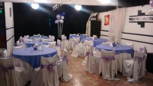 Fiestas En Salon Melodia Del Sol ® Infantiles/adultos