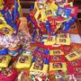 Candy Bar Stickers Cumpleaños Fiestas Tea Party Golosinas