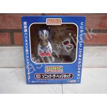 Figura Sega Sonic The Hedgehog Sonic Con Caja Nuevo