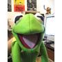 Puppet Kermit Frog, Tìtere Rana Renè, Marioneta, Para Clown
