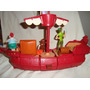 Barco Pirata Burguer King Peter Pan Mc Donalds En Caballito