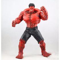 Marvel Select Avengers Hulk Rojo Nuevo Articulado 25cm