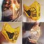 Mascara De Scorpion Mortal Kombat X