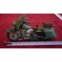 Moto Soldados Corps Ò Gi Joe