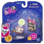 Littlest Pet Shop - Pack X 2 - 1411/12 - Hasbro - Collectoys