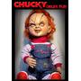 Chucky El Muñeco Diabolico! 80cm! Miedo, Pelicula, Horror