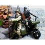 Soldados Power Team-moto Sidecar-envios-rosario