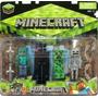 Minecraft Figuras Muñecos Articulados + Armas Blister Envíos
