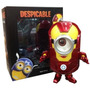 Gru Mi Villano Favorito / Despicable Me - Minion Iron Man