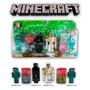 Minecraft Figuras + Armas Y Accesorios 12 Cm