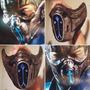 Mascara De Sub Zero Del Model Mortal Kombat X
