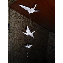 Dia Madre Grullas Origami Souvenir Mes Amor Adorno Bautismo