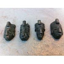 Máscara De Jade Maya