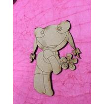 Figuras Fibrofacil Bymax Mickey Minnie Rapunzel Olivia Elsa