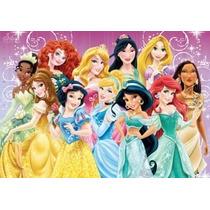 Ojos Autoadhesivos Porcelana Princesas Disney X 10