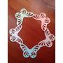 Mariposas Caladas Troqueladas Color Pastel Scrapbook