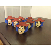 Bolsitas Golosineras - Goma Eva - Toy Story