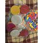 Set De Figuras Navideñas Faflex- Goma Eva- Pelotas C/glitter