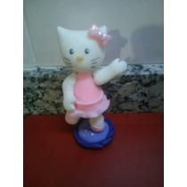 Kitty Souvenirs En Porcelana Fria Adorno