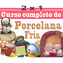 Kit Imprimible De Porcelana Fria - Envio Via Mail 2 X 1