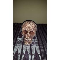 Artesanía Maya Cráneo Árbol De La Vida Envío Gratis