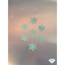 Copos De Nieve Frozen Color