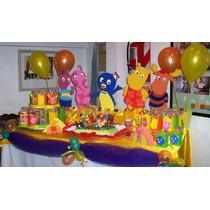 Figuras Decorativas Telgopor Pucca Backyardigans Dora Hi5