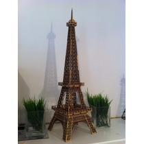 Torre Eiffel 200cm Mdf 3mm Promo