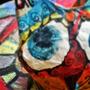 Diseño Y Color En Papel Mache!!!lindisimos!!