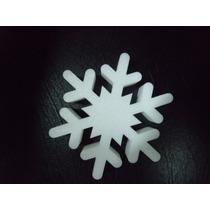 Copos De Nieve 15 Cm Polyfan 20mm De Alta Calidad