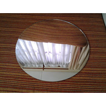 Espejo Para Centro De Mesa De 20 Cm De Diámetro O Cuadrado