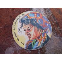 Antigua Figurita Album Totem 1965 - N.161 Muchacha De Creta