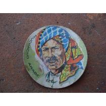 Antigua Figurita Del Album Totem 1965-n.229 Muchacho Arabe