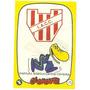 Figurita Clemente -futbol - Escudo Instituto Nro 75